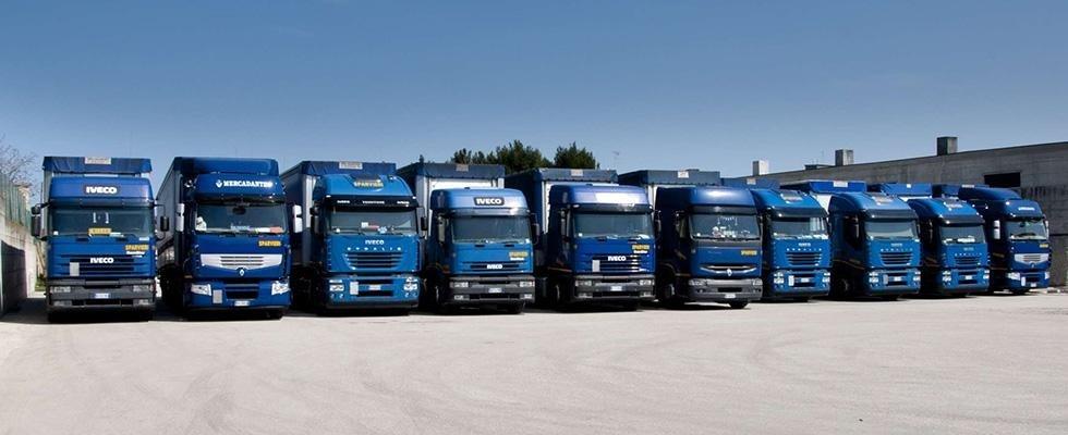 trasporti nazionali merci