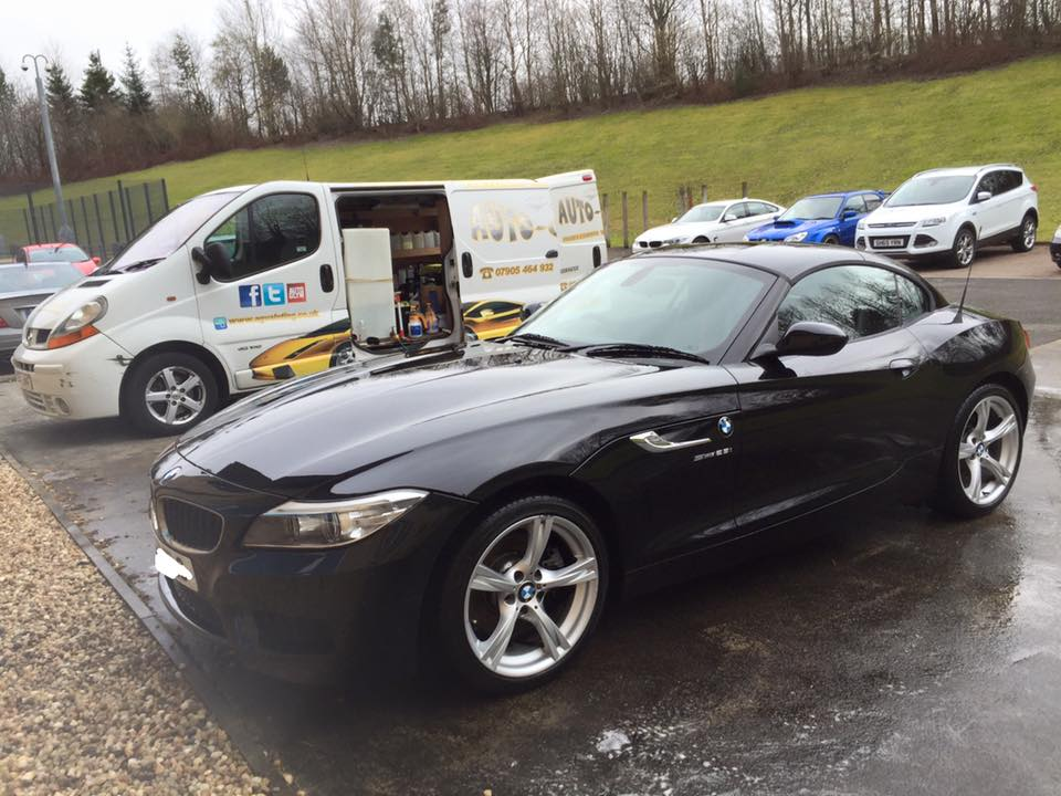 car valeting solutions