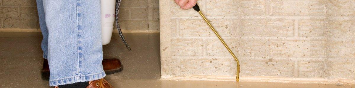 ausmic pest control slab treatment