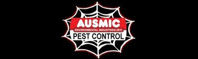 ausmic pest control logo