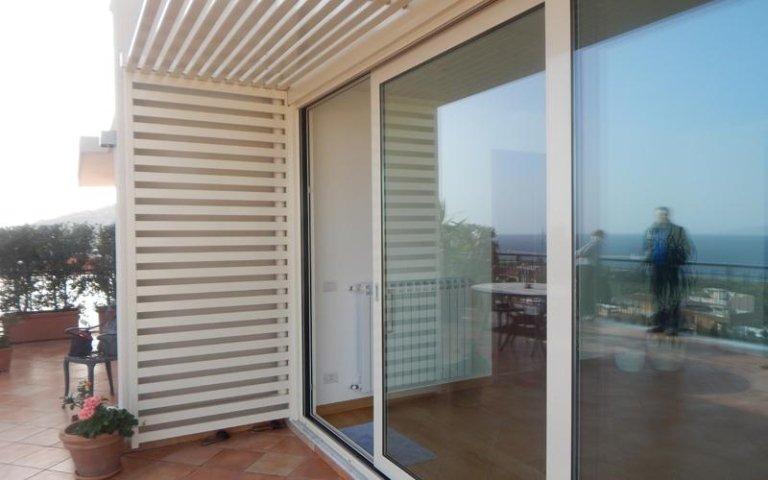 installazione porta finestra