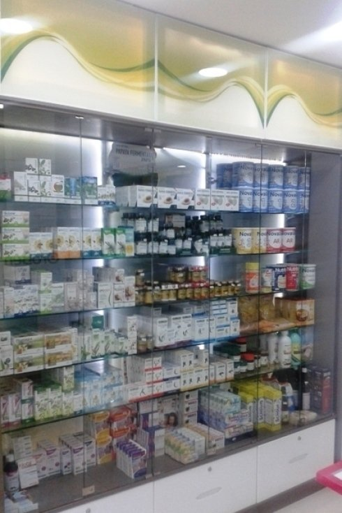 Interno Farmacia Melillo