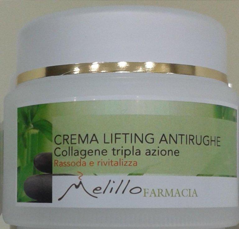 Crema lifting antirughe