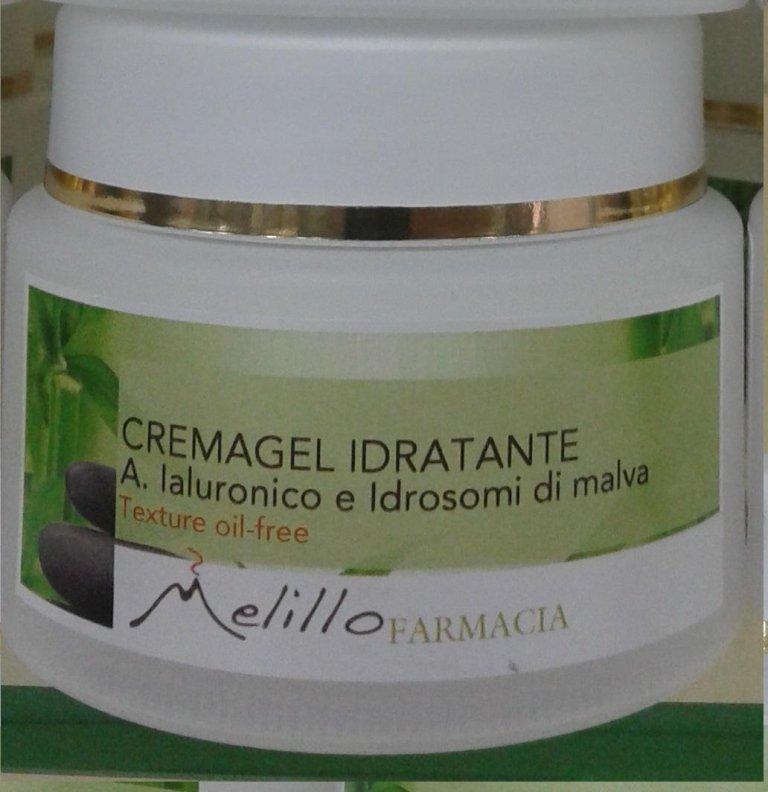 Cremagel idratante, texture oil-free
