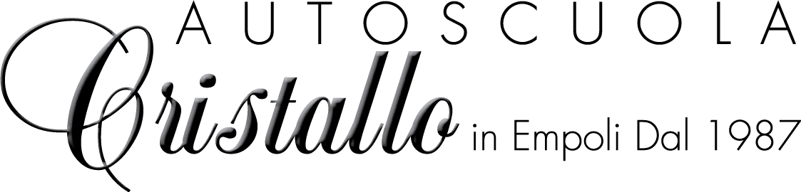 autoscuola cristallo logo