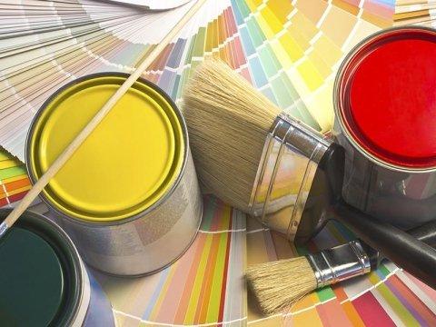 vendita al dettaglio colori