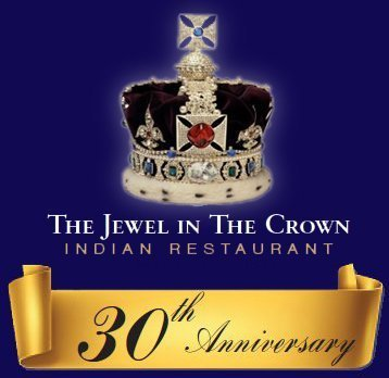 The Jewel In The Crown  logo