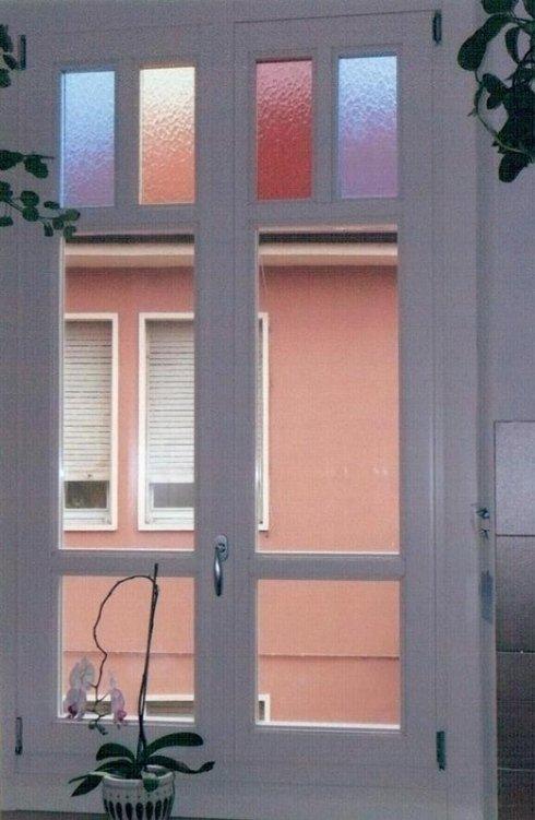 finestra centro storico