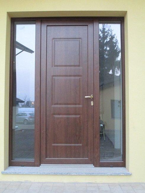 porta in pvc