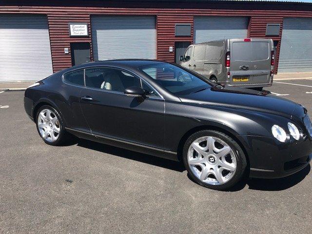 Black Mercedes