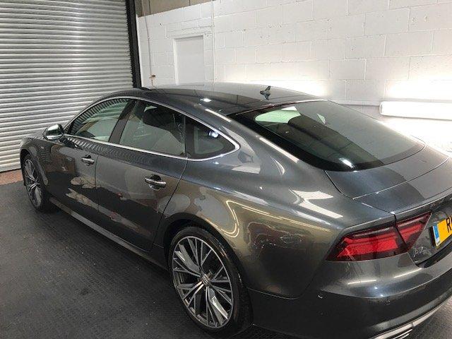 Black-Silver BMW