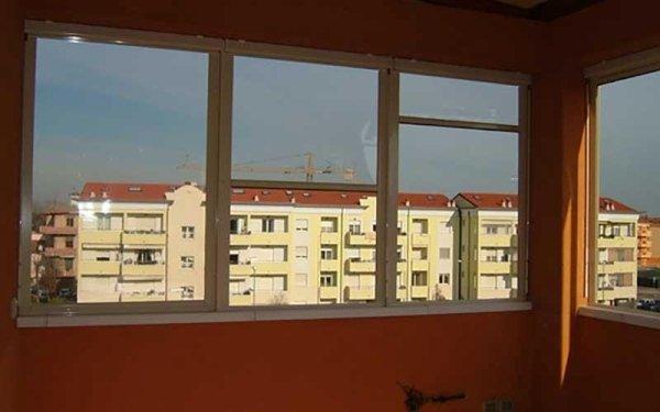 tende in pvc appartamenti