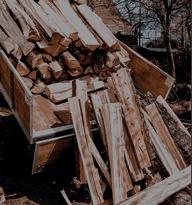 trasporto legna