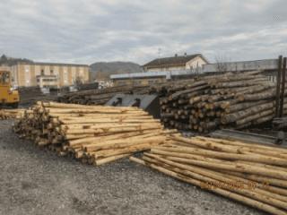 vendita pali legna