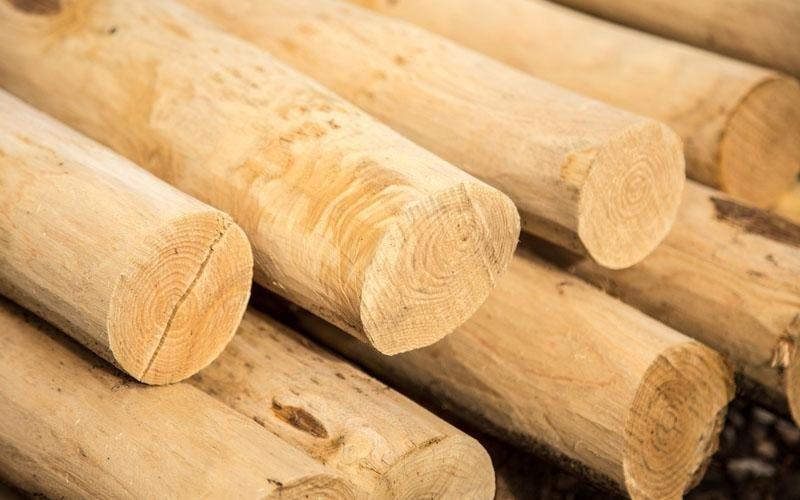 Pali in legno Alfieri
