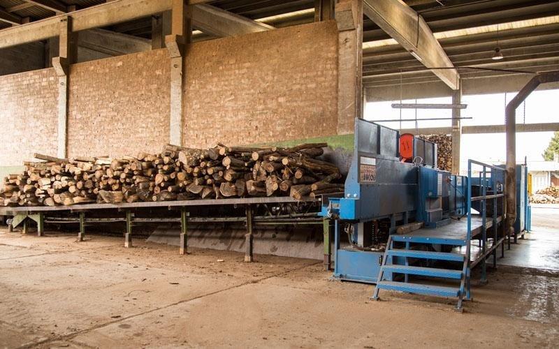 Movimentazione legnami