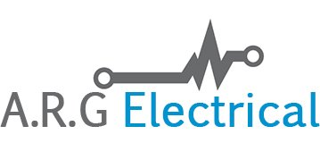 arg electrical business logo