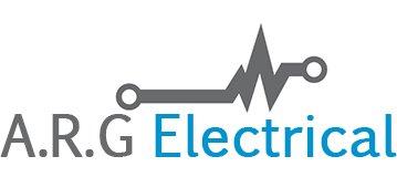 arg electrical business logo
