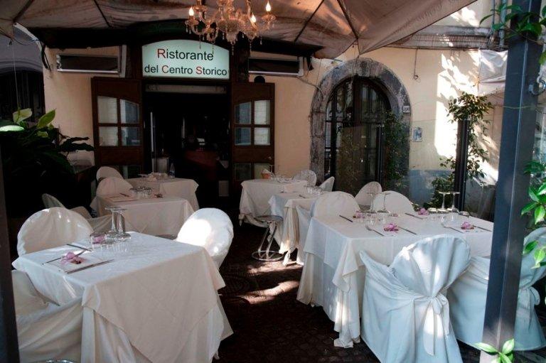 External view of the restaurant