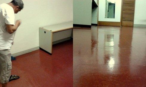 lucidatura pavimento