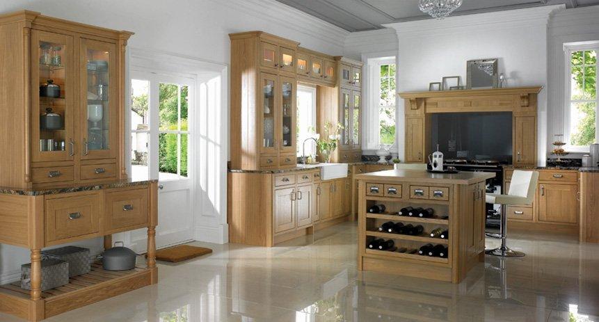 Kitchen Design Ideas In Devon English Revival Range