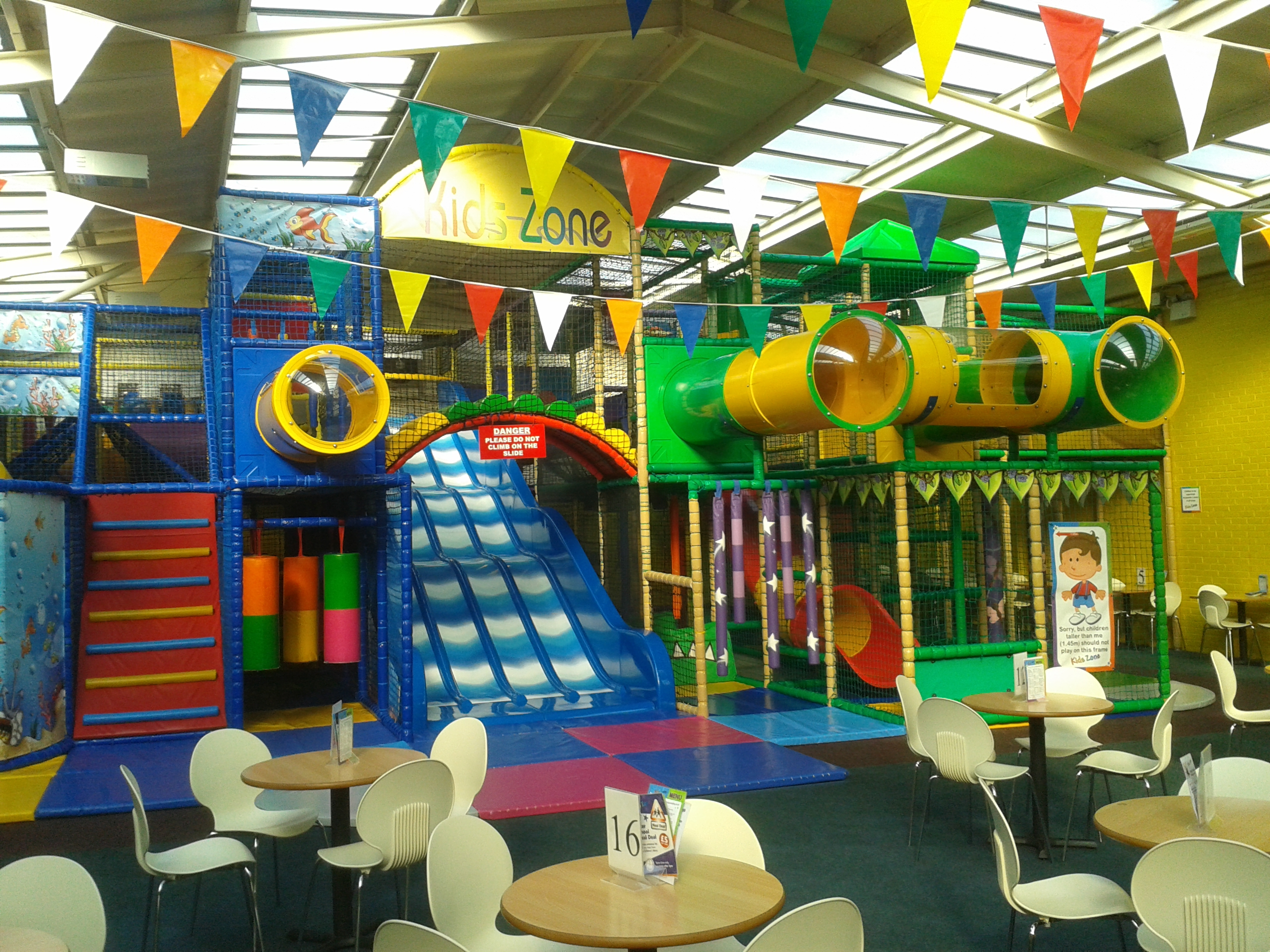 Soft play in Worksop