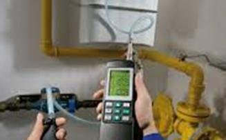controllo gas di scarico