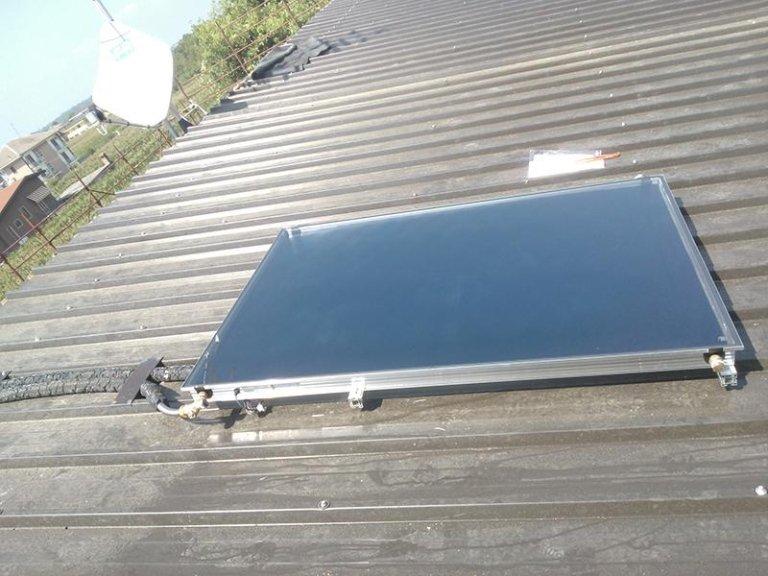 solare termico per riscaldamento