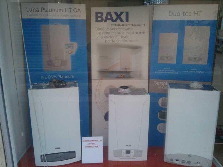 partner caldaie Baxi