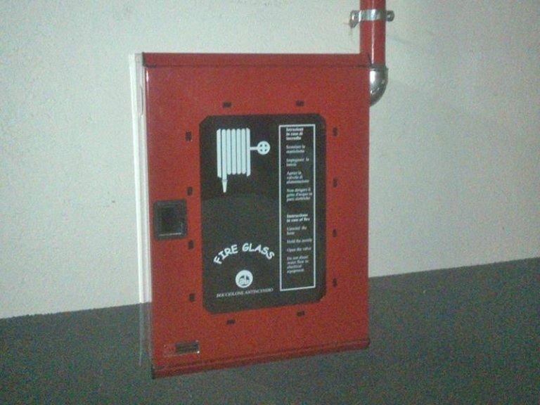 controllo protezione antincendio