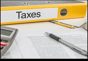 Short tax return form