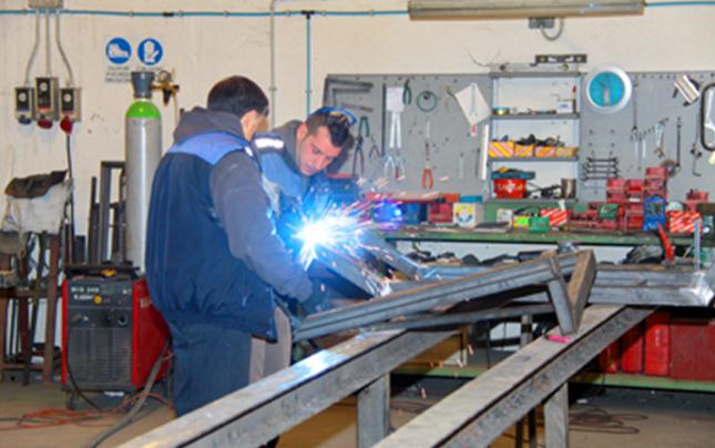 lavorazioni in alluminio, Rieti