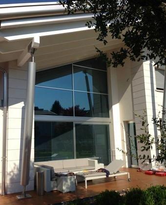 Porta Finestra, porta-finestra in legno alluminio, Rieti