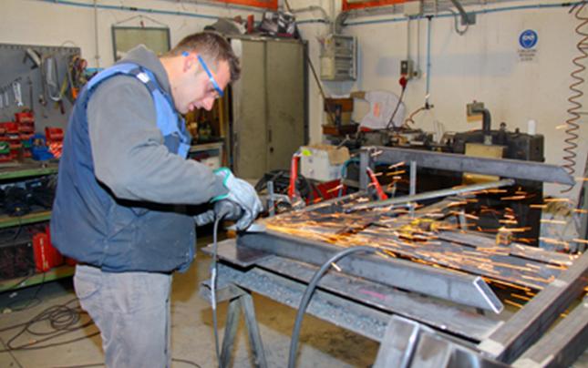lavorazioni in metallo, lavorazione ferro, Rieti