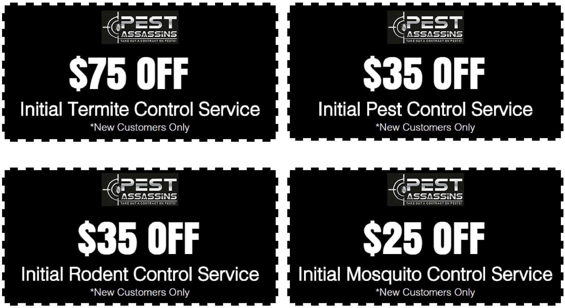 pest control coupons Mansfield North Attleboro Braintree