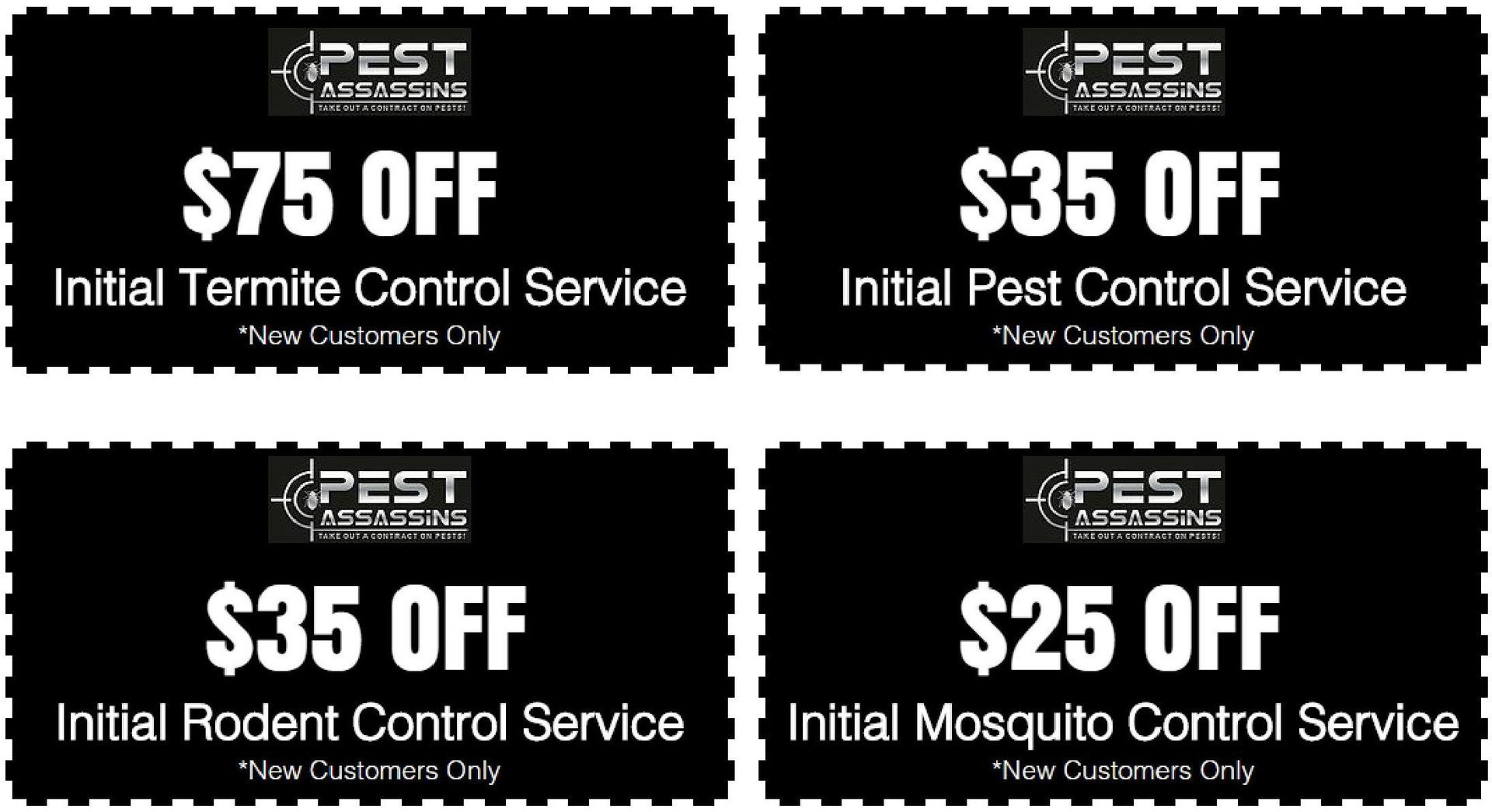 pest control coupons Mansfield North Attleboro Braintree
