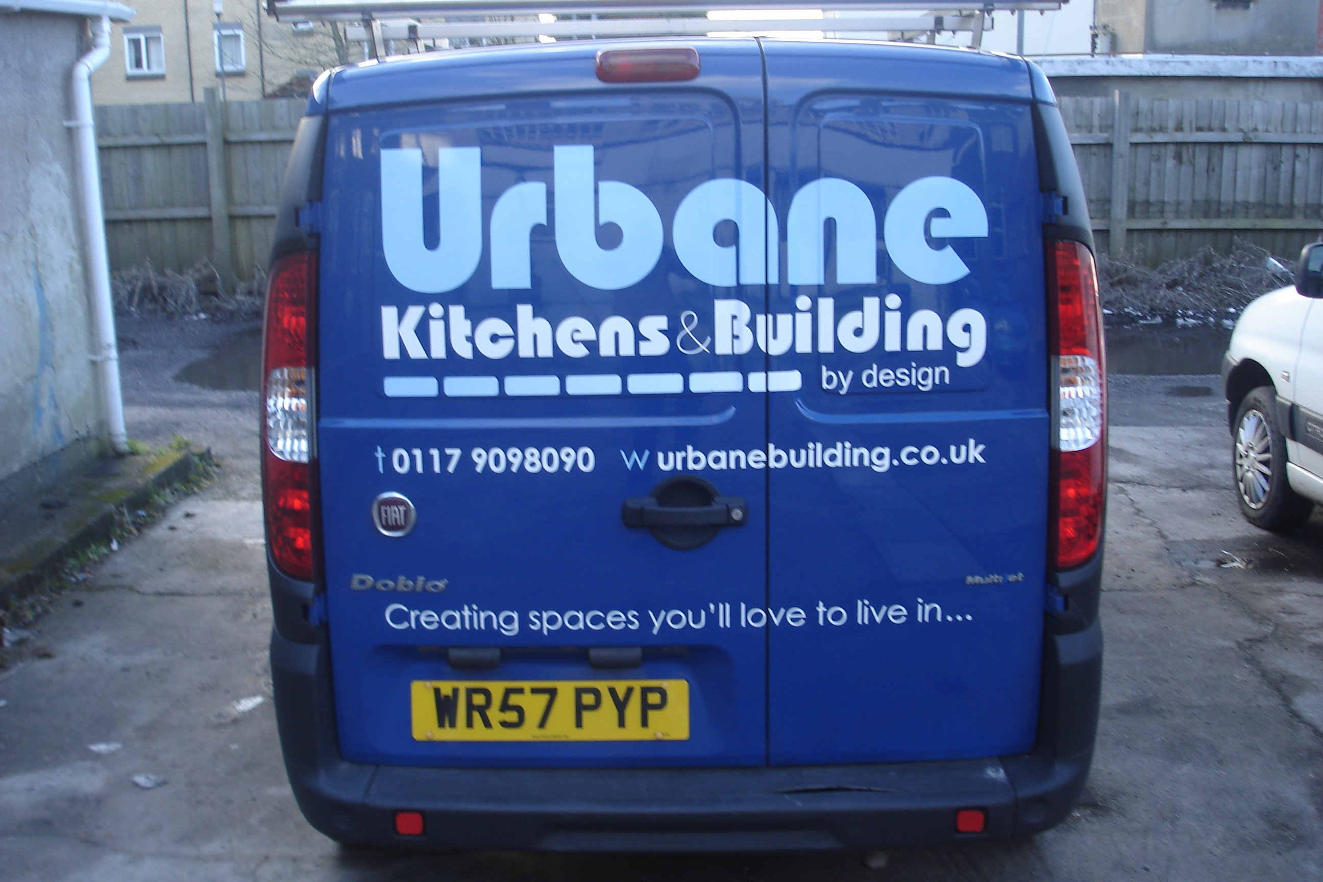 Urbane kitchens & building