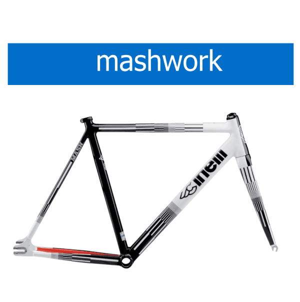 bicicletta Cinelli modello Mashwork