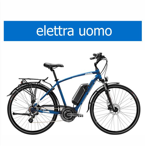 bicicletta Olmo modello Elettra uomo