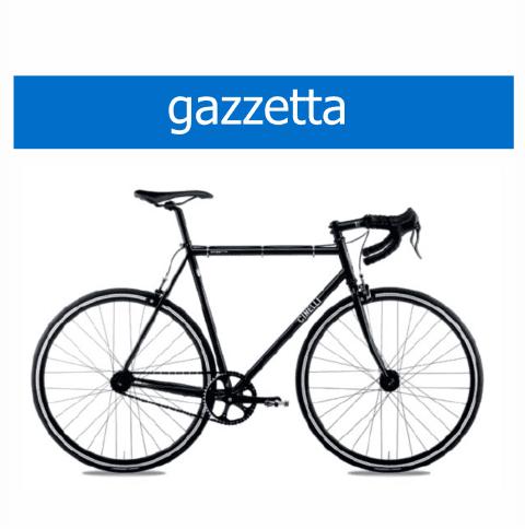 bicicletta Cinelli modello Gazzetta
