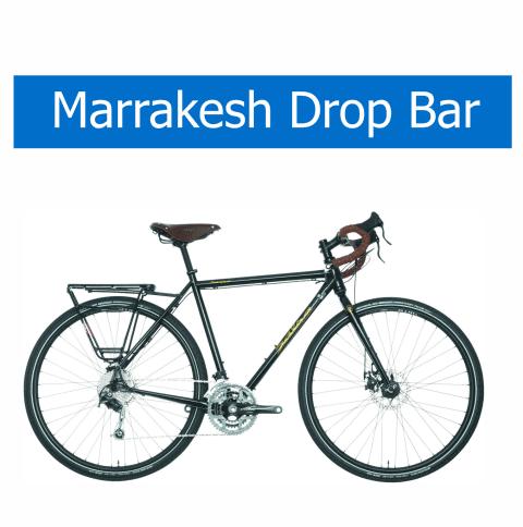 Marrakesh Drop Bar