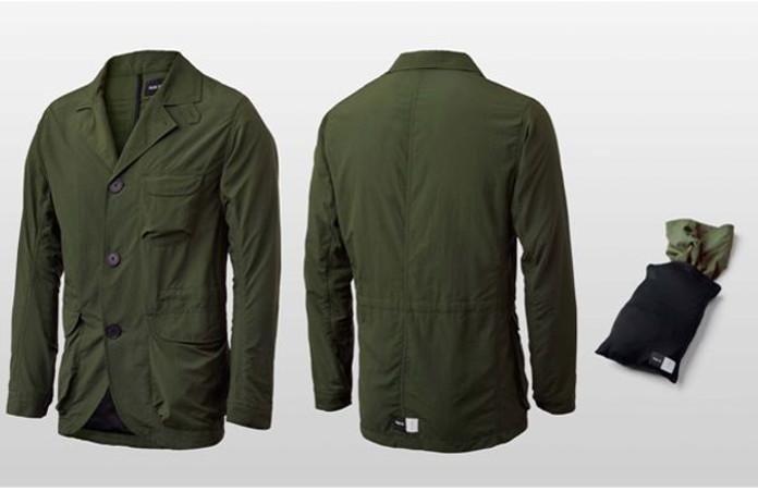 Saddle jacket
