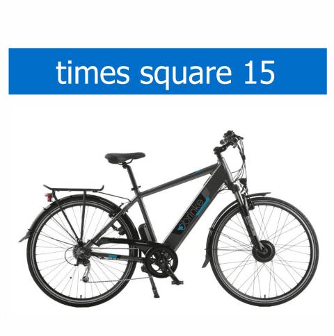 bicicletta Brinke modello Times Square 15