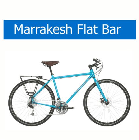 Marrakesh Flat Bar
