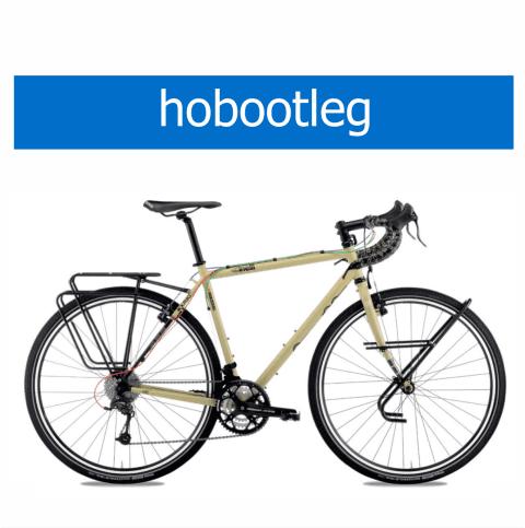 bicicletta Olmo - Cinelli hobootleg