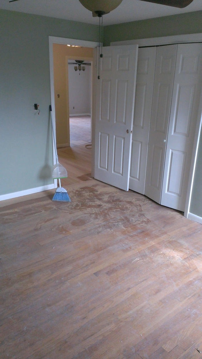 Hardwood Floor Refinishing Chagrin Falls, OH