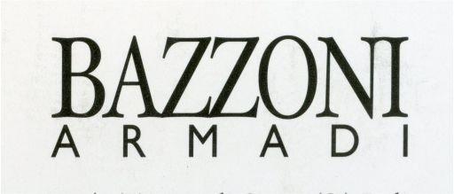 MARCHIO BAZZONI ARMADI