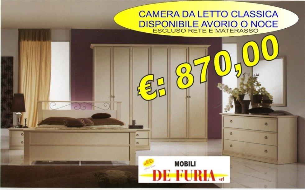 Camere Da Letto Classiche Colore Avorio: Camera da letto classica ...