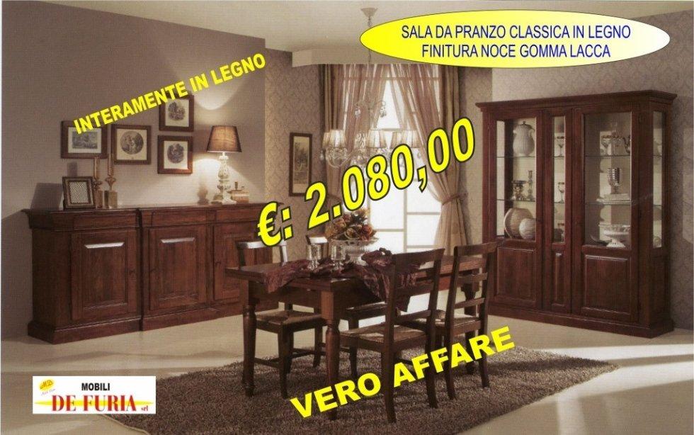 Promozioni Mobili Classici.Mobili In Offerta Avellino Mobili De Furia