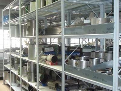 azienda scaffalature metalliche